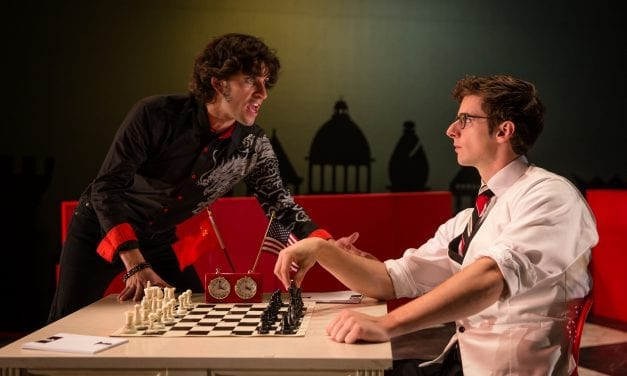 CHESS: The game is greater than its players