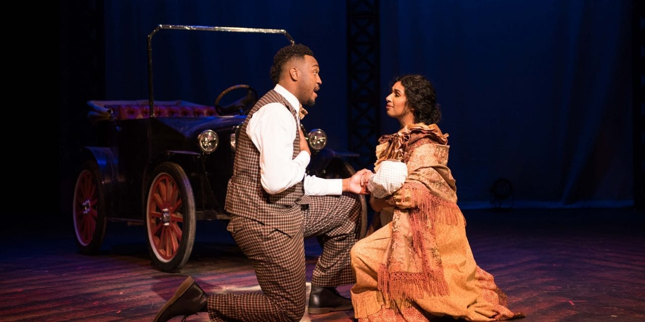 Listen to that RAGTIME at CenterPoint