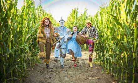THE WIZARD OF OZ with plenty of heart at the SCERA