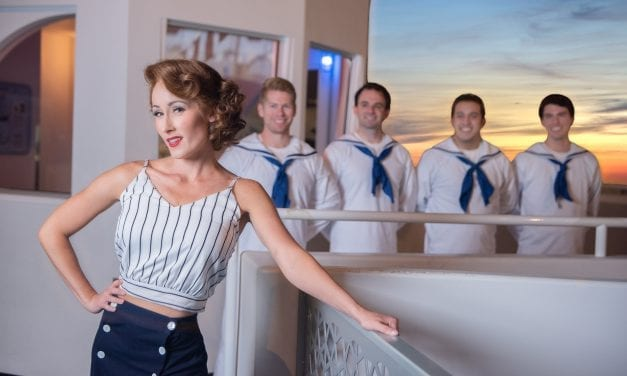 Orem Hale's ANYTHING GOES is not just de-lovely, it's sensational