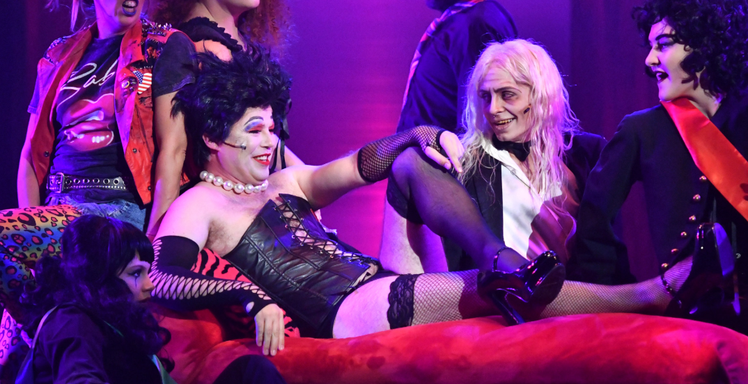 THE ROCKY HORROR SHOW is outrageously funny