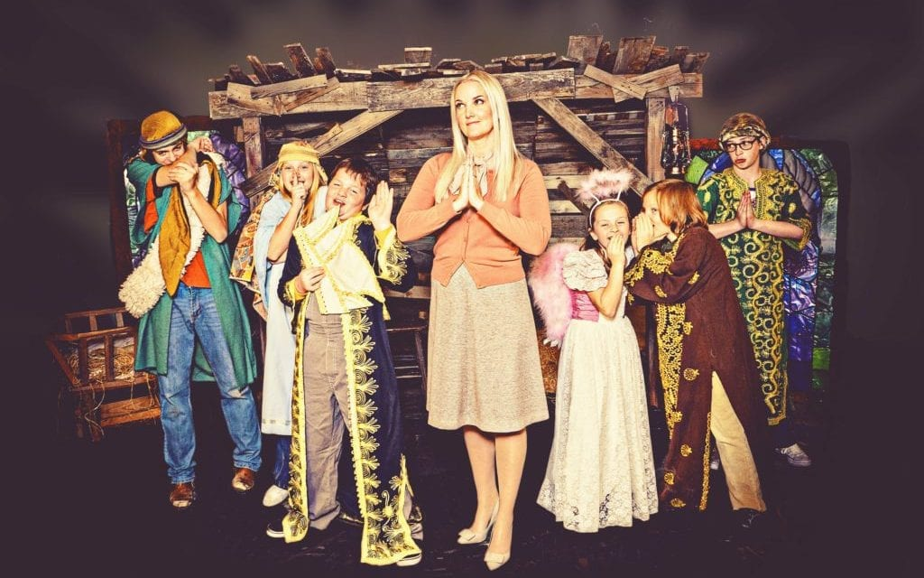 """Countin' on you"" to see SCERA's BEST CHRISTMAS PAGEANT EVER"