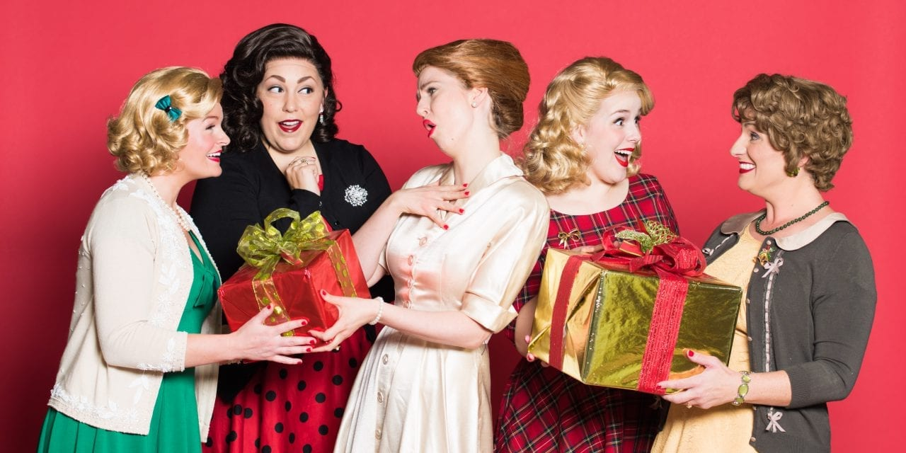 Invite the FIVE CAROLS FOR CHRISTMAS into your holiday schedule