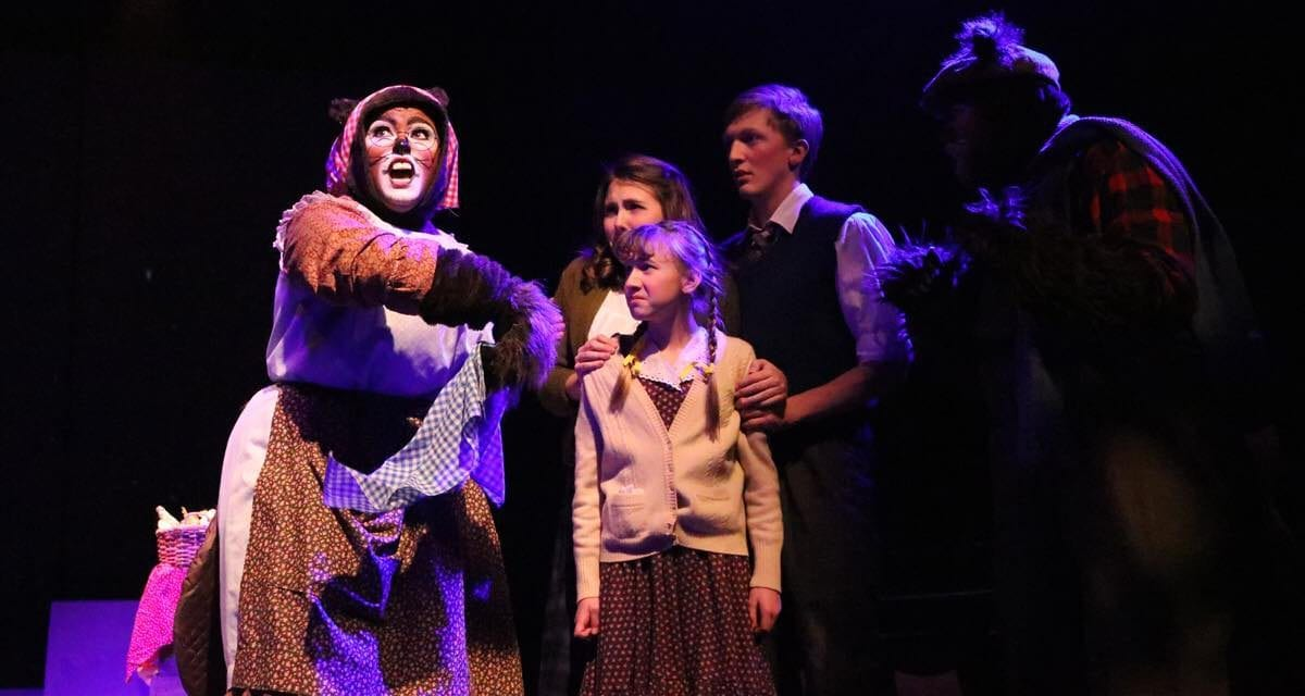 THE LION, THE WITCH, AND THE WARDROBE roars to life at the Utah Children's Theatre