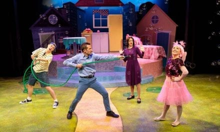 Salt Lake Acting Company's PINKALICIOUS THE MUSICAL is pinkatastic