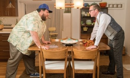 Orem Hale's THE ODD COUPLE has laughs, but needs more heart