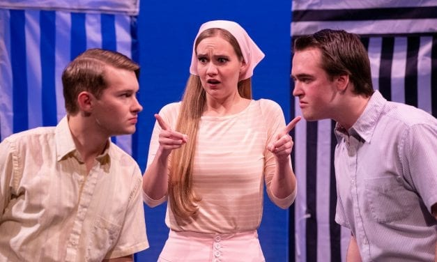 Kid-friendly fun in the sun at BYU's COMEDY OF ERRORS