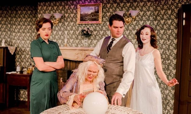 A story of the dead full of life in BLITHE SPIRIT