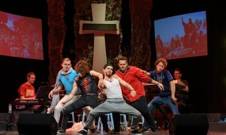 Hallelujah for Stage Door's ALTAR BOYZ!