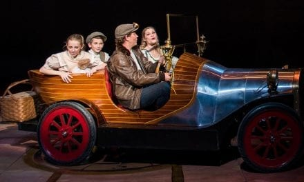 "Get ""chitty"" with it at Centerpoint's CHITTY CHITTY BANG BANG"