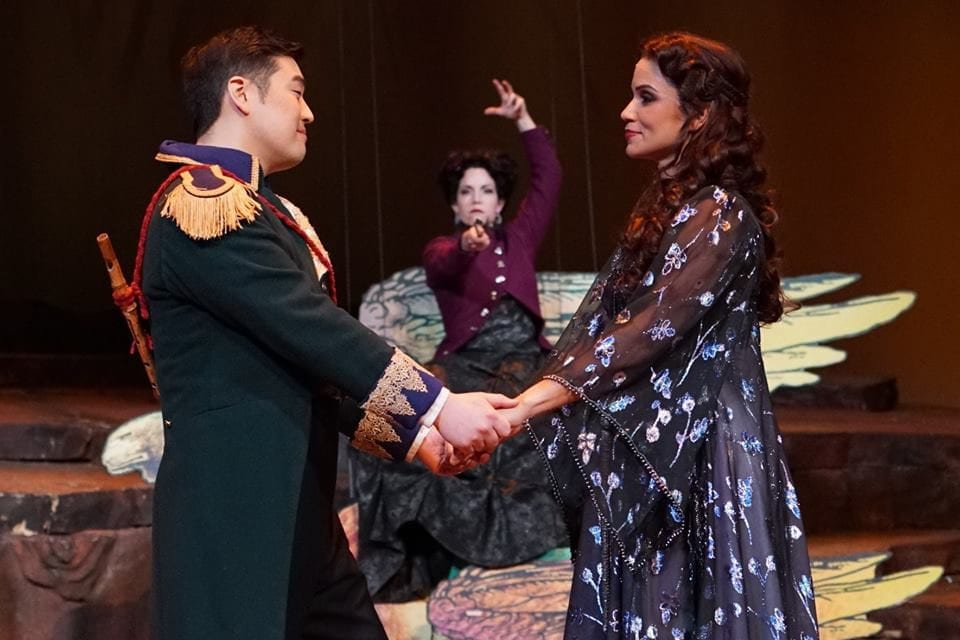 "THE MAGIC FLUTE at the Utah Opera has ""Bells and Whistles"""