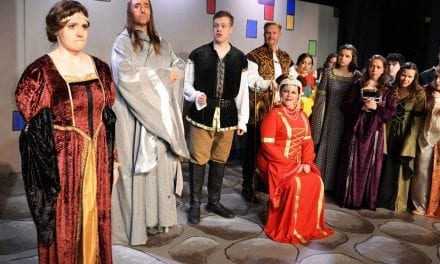 A fairy tale evening at ONCE UPON A MATTRESS