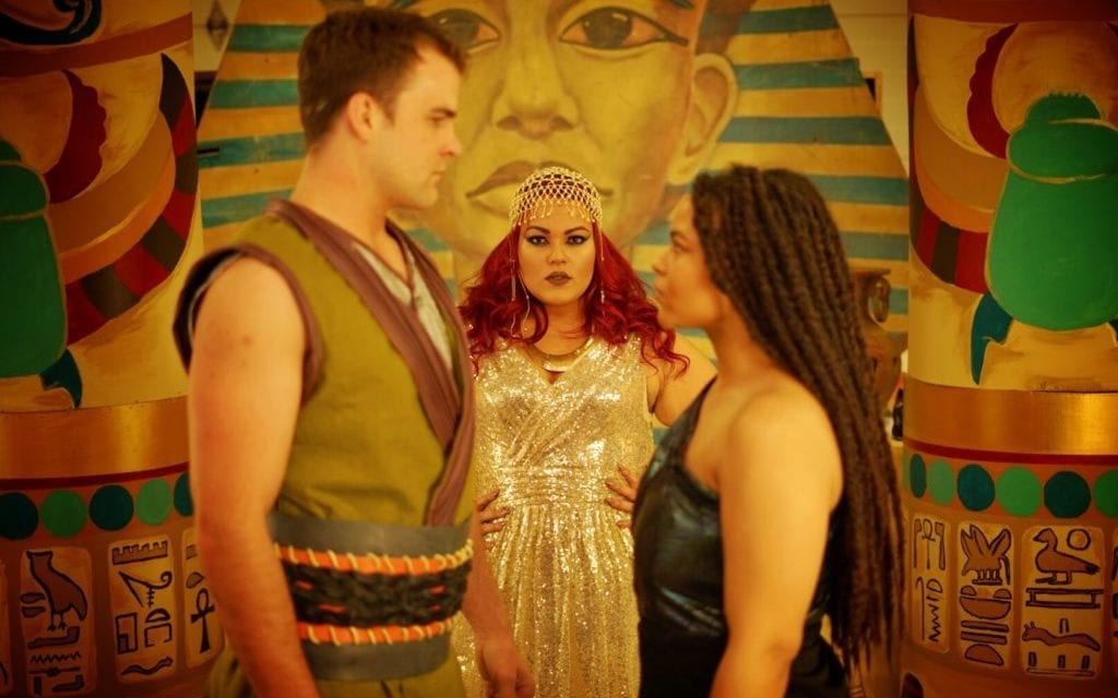 A love story—Nile style