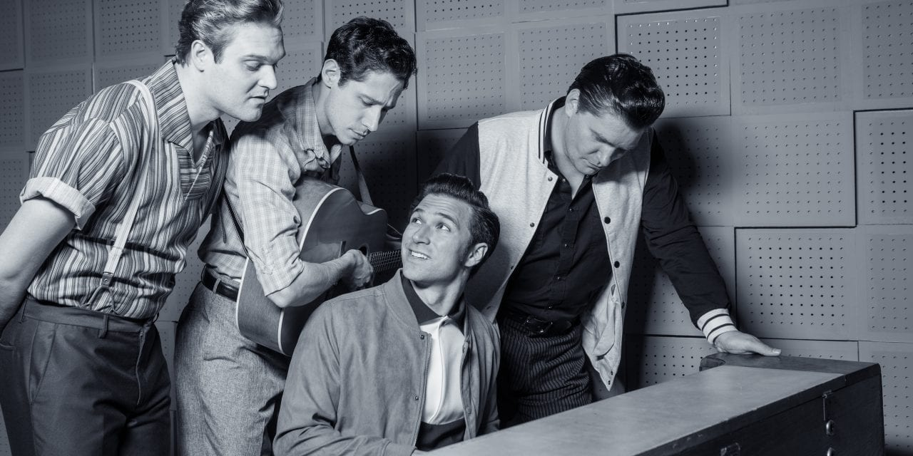 Discover the meaning of rock and roll at HCTO'S MILLION DOLLAR QUARTET