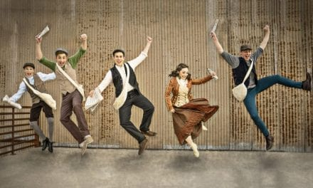 This just in: NEWSIES at the SCERA is fun for all