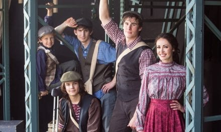 "NEWSIES performance would make ""the top of the fold"""