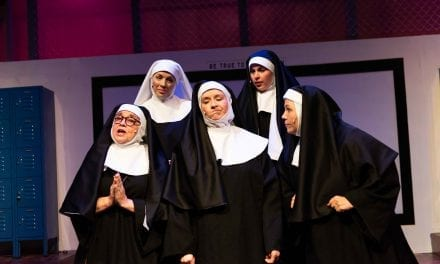 A nunderful night at CenterPoint's NUNSENSE