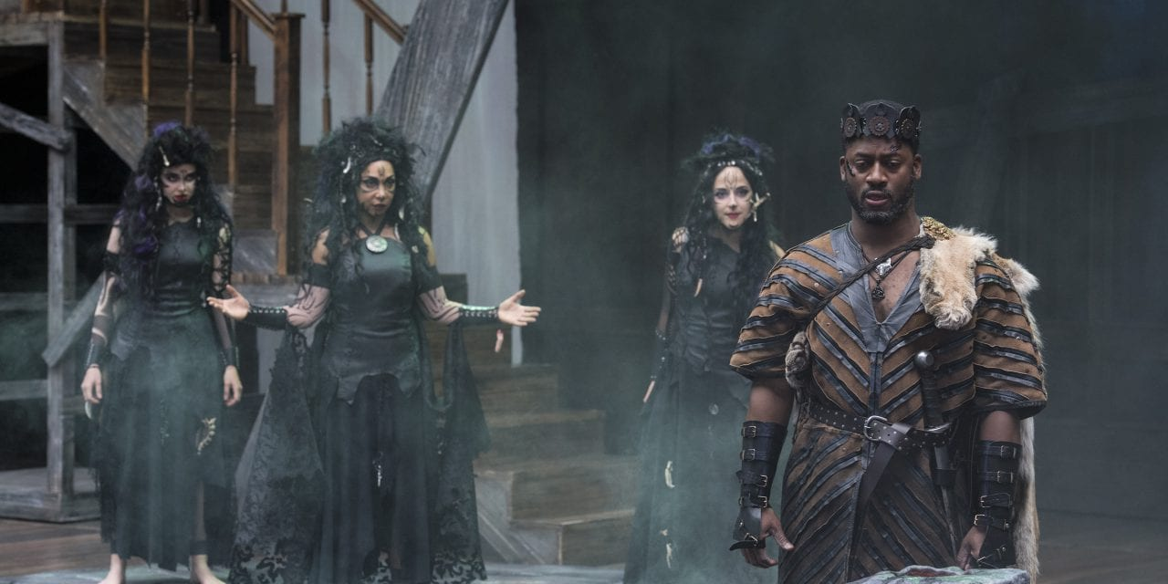 A fully engrossing MACBETH at the Utah Shakespeare Fest