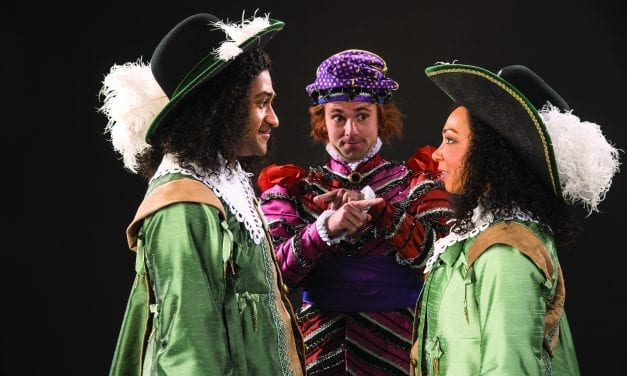 "Utah Shakespeare's TWELFTH NIGHT is ""most wonderful"""