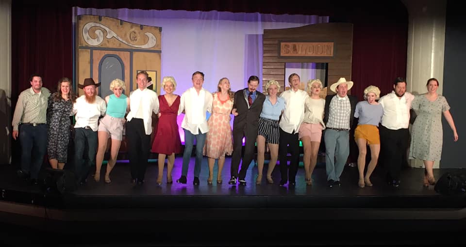 CRAZY FOR YOU has rhythm and music, but could ask for more