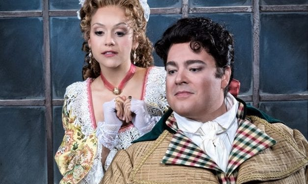 Utah Festival Opera's THE MARRIAGE OF FIGARO is a wedding of artistry