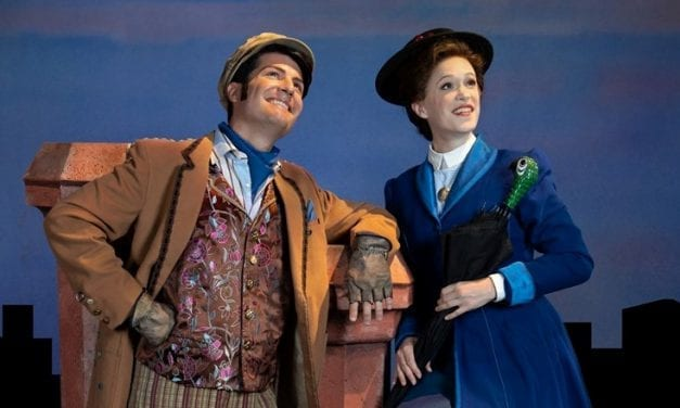 "MARY POPPINS is ""Practically Perfect"""