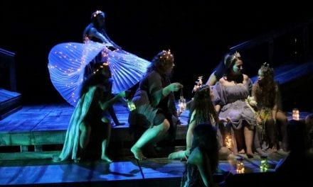 A delightful, down home MIDSUMMER NIGHT'S DREAM at UCT