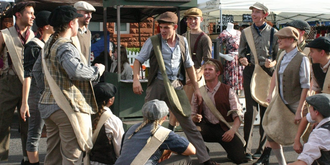 """Watch What Happens"" at NEWSIES in Southern Utah"