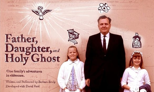 Caring for FATHER, DAUGHTER, AND THE HOLY GHOST