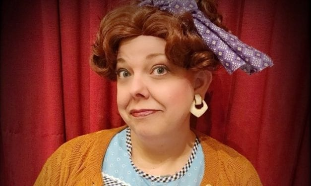 NOISES OFF!: a glorious backstage farce at the Plaza