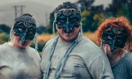 The Scottish play: a post-apocalyptic experience