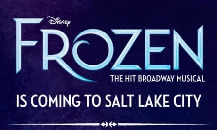 Get ready for a FROZEN treat in April
