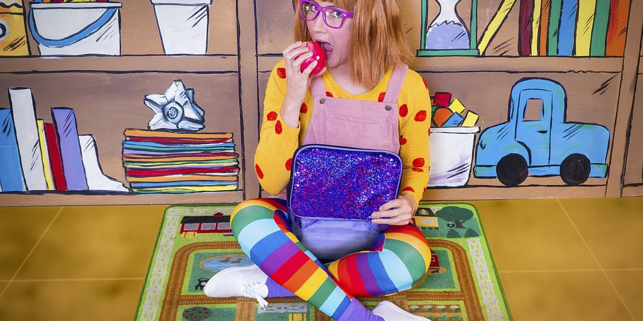 Hop on over to SCERA's JUNIE B. JONES!