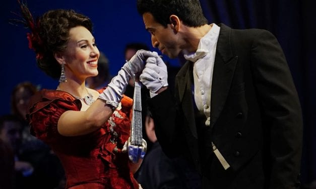 Utah Opera's LA TRAVIATA is un trionfo