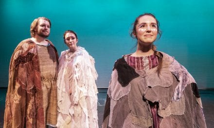A soaring production of WITH TWO WINGS at BYU