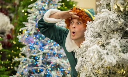 SCERA's ELF is a glass of syrupy Christmas spirit