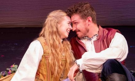 A Globe experience at BYU's MUCH ADO