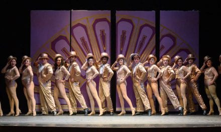 A CHORUS LINE opens minds, showcases talent