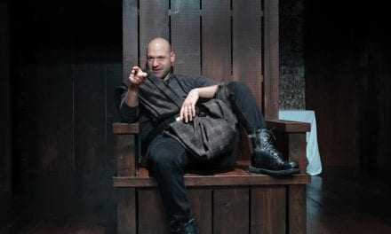 An intimate, spellbinding MACBETH in New York