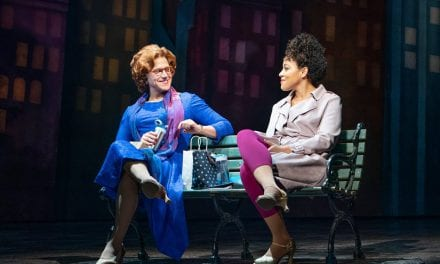 Vocal prowess in Broadway's TOOTSIE