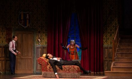THE PLAY THAT GOES WRONG is a must see