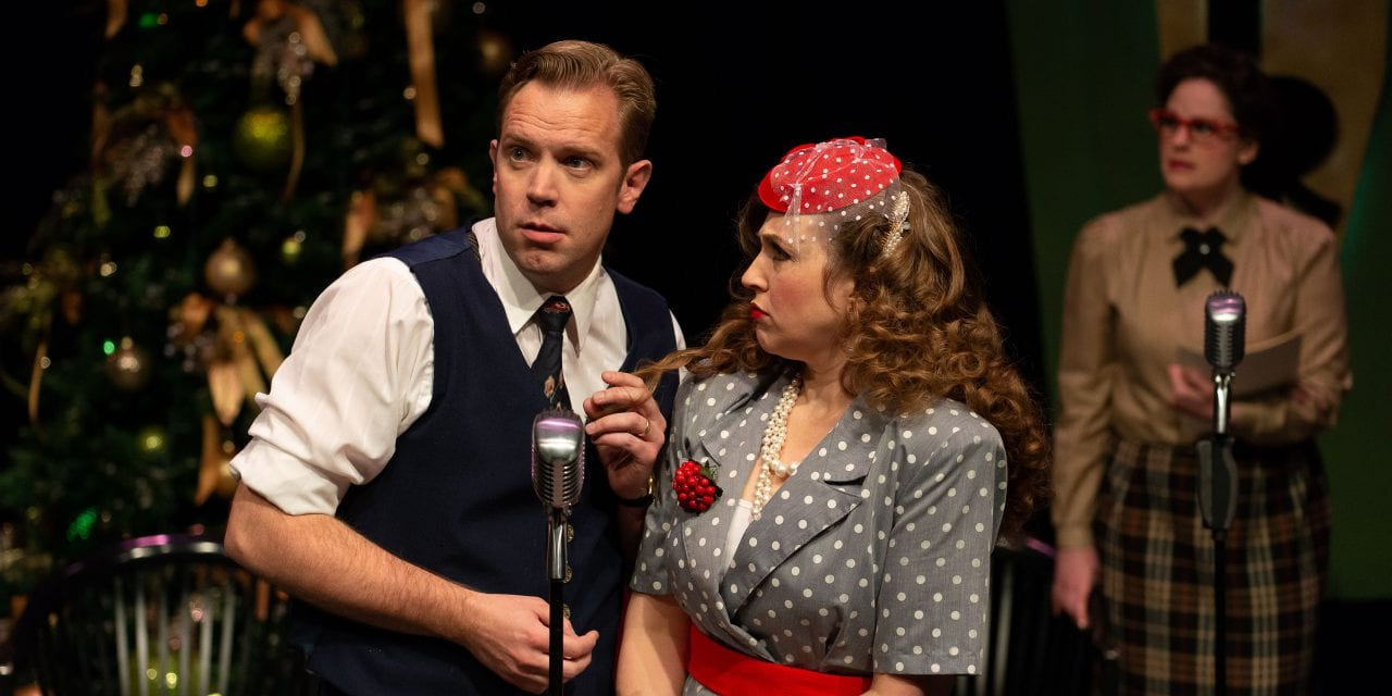 IT'S A WONDERFUL LIFE: A LIVE RADIO PLAY entertains with excellence