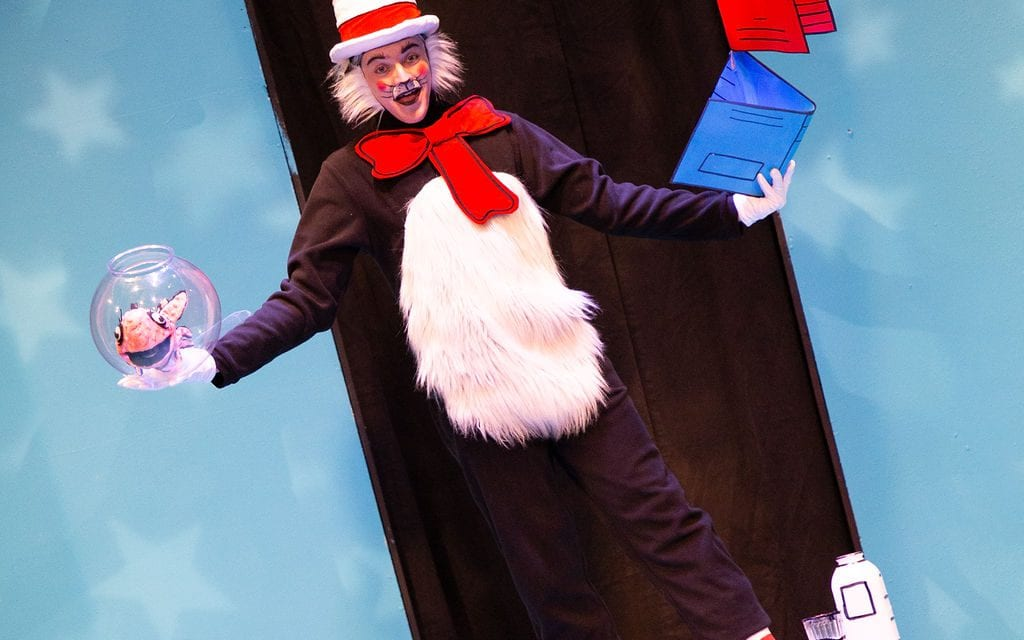 Theatre Thursday: The Cat in the Hat at the Parker Theatre