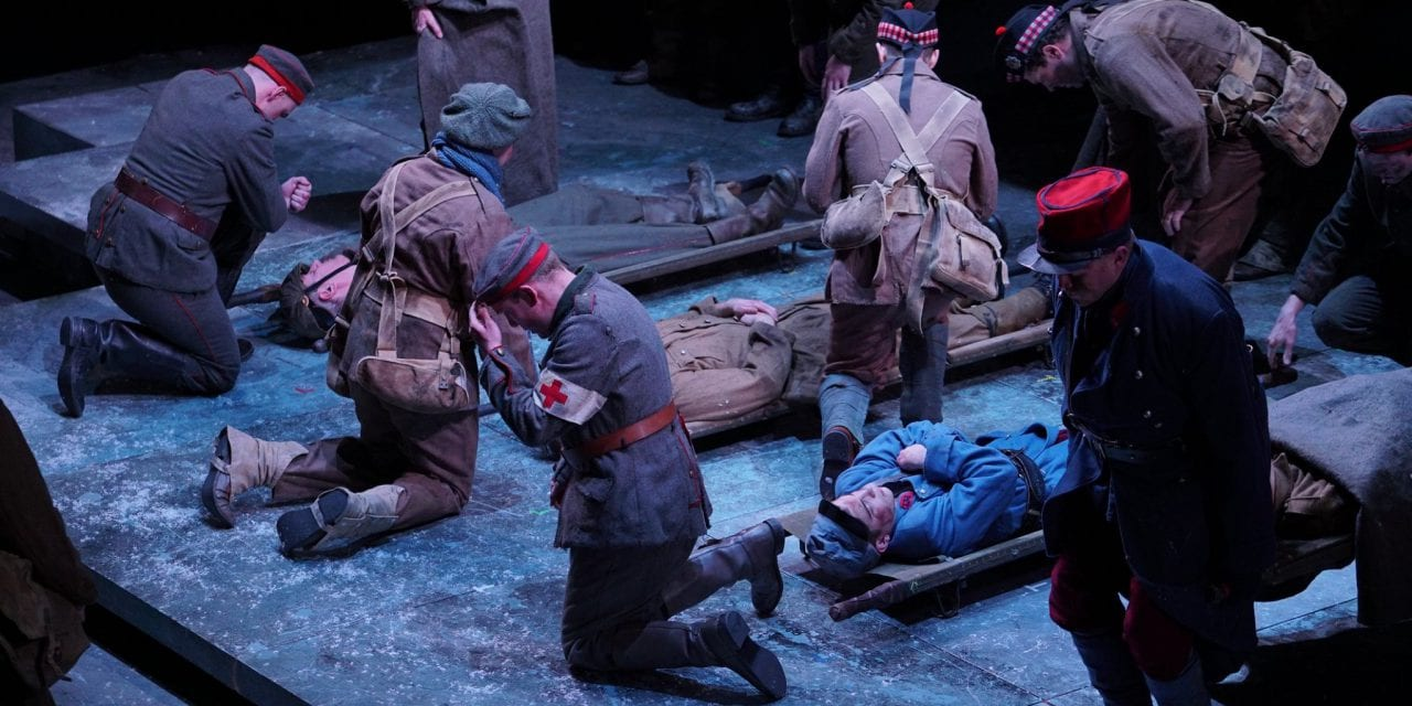 A moving and gorgeous SILENT NIGHT at Utah Opera
