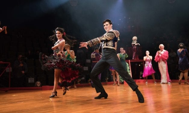 Hale's STRICTLY BALLROOM is strictly spectacular