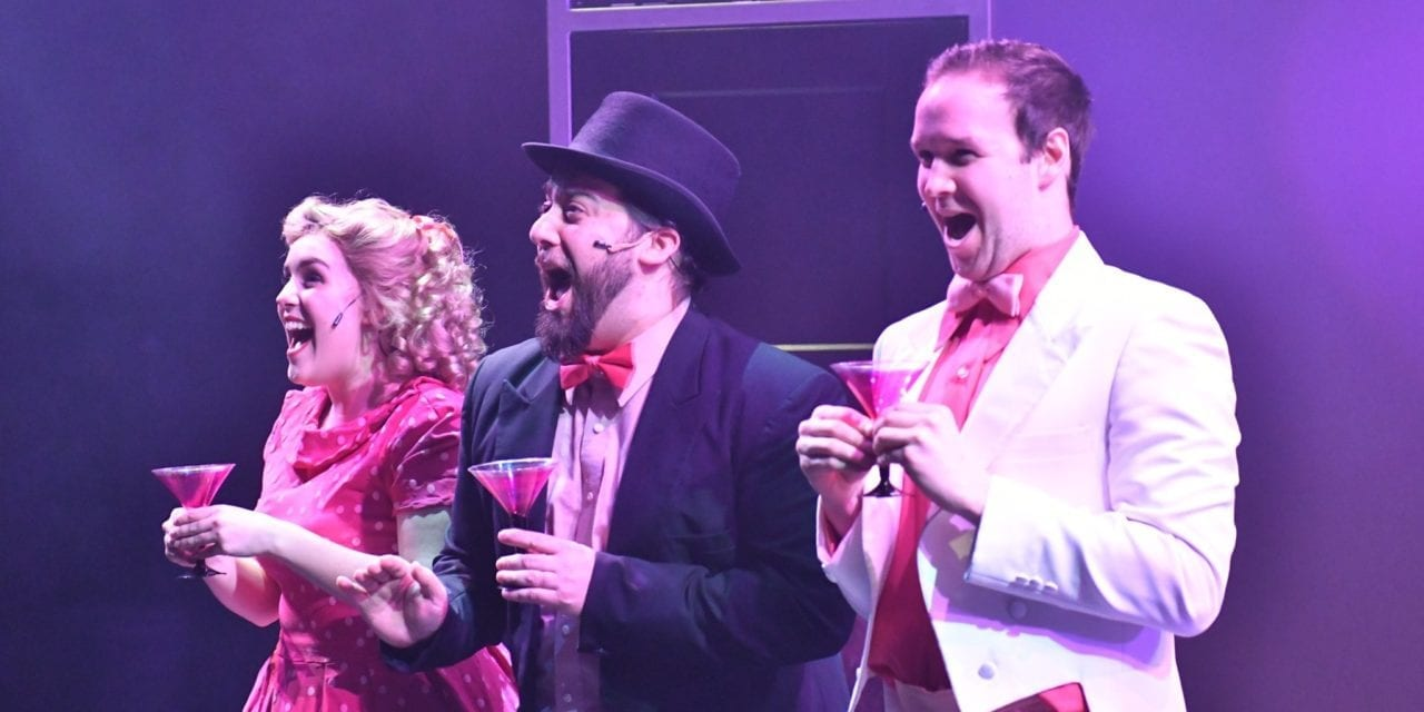 THE MUSICAL OF MUSICALS hits a high note at the Grand