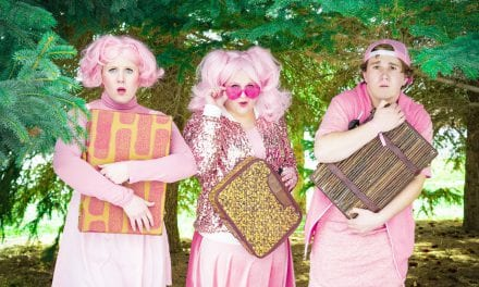 THE THREE LITTLE PIGS is a load of fun with a stinky moral