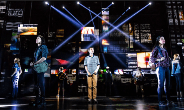 """You Will Be Found"" at Eccles's DEAR EVAN HANSEN"