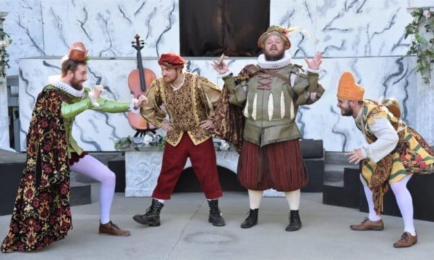 Creekside Theatre Fest's TWELFTH NIGHT has potential