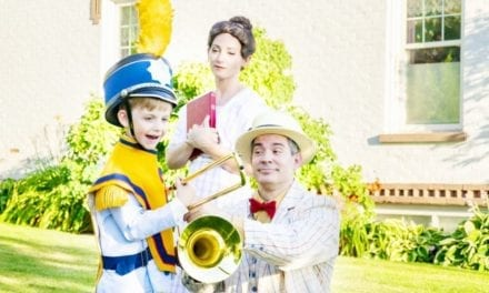 SCERA's THE MUSIC MAN is a comfy batch of nostalgia